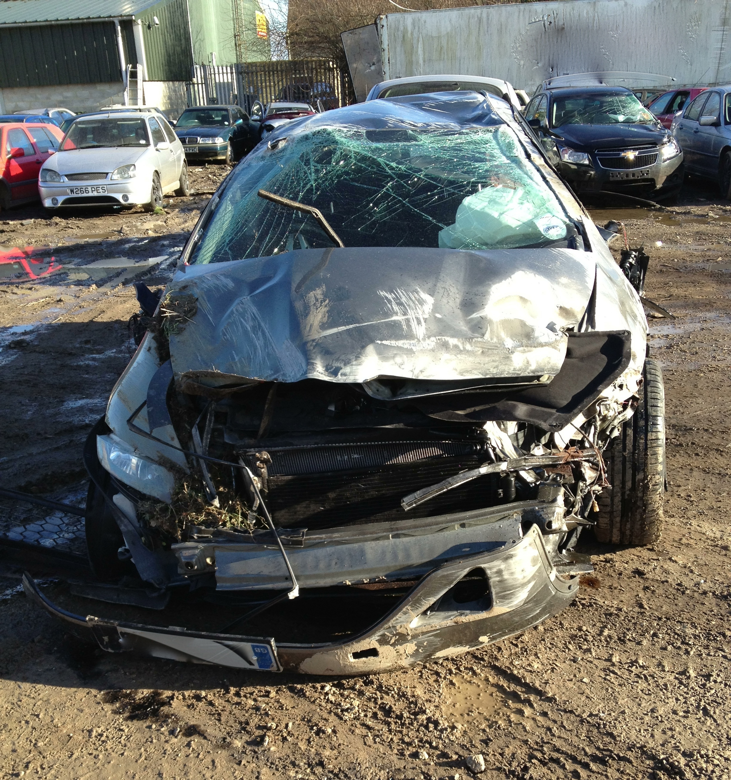 Car Crash Comedy Martin Mor Blog