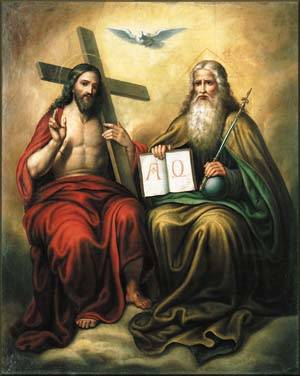 Trinity Sunday 1