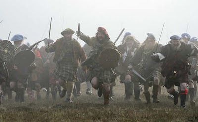 Angry scots