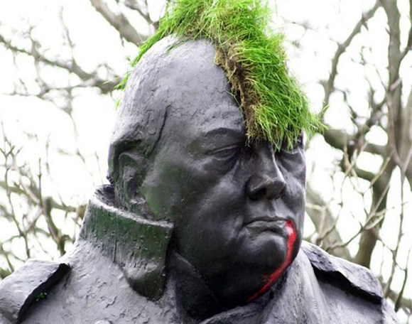 Churchill grass